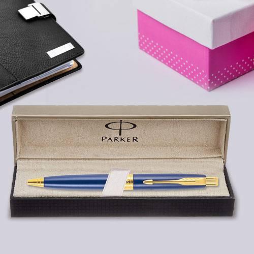 Fabulous Parker Aster Matte Ballpoint Pen