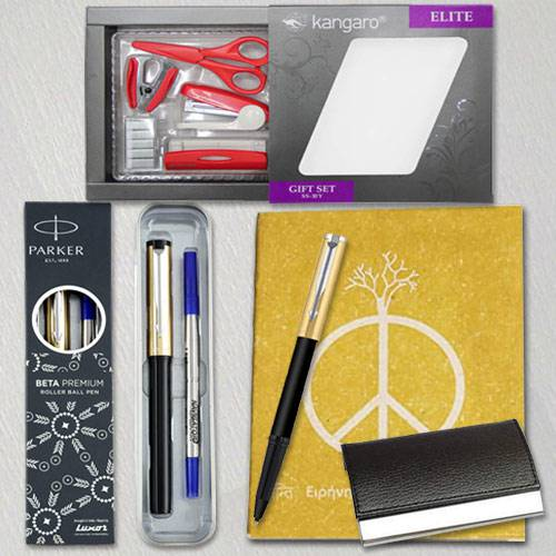 Lovely Parker Pen n Desktop Accessories