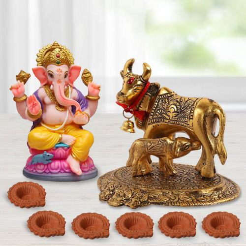 Pious Pooja Combo Gift Items