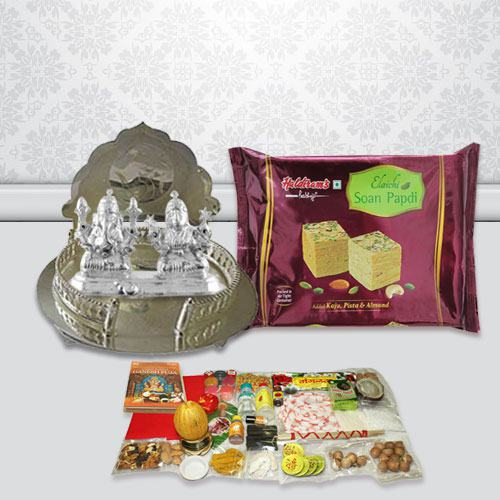 Exquisite Pooja Combo Gift Items