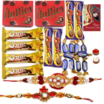 Magnetic Rakhi Creation