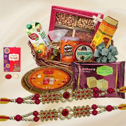 Rakhi Celebration Gift Basket