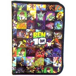 Remarkable Zipper File Pack from Ben 10