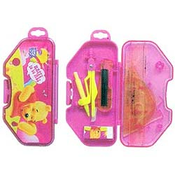 Remarkable Disneys Winnie The Pooh Geometry Set Case for Kids
