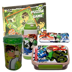 Mind Blowing Ben 10 Gift Collection for Youngers