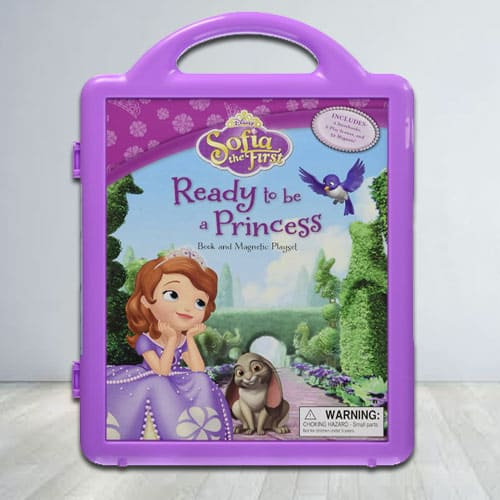 Marvelous Disney Princess Sofia Story Book Play Set