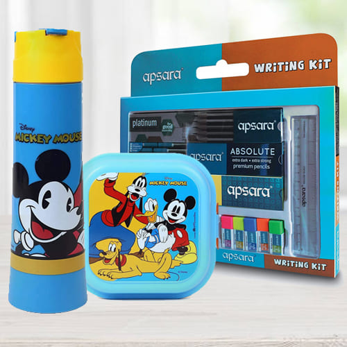 Alluring Mickey Mouse School Utility Combos for Kids