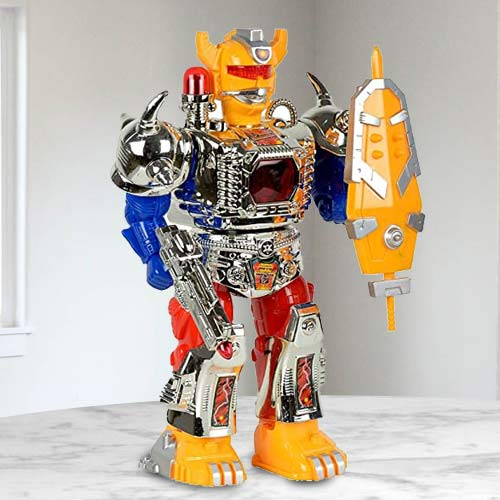 Marvelous Battery Operated Walking Robot