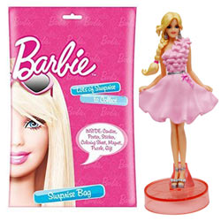 Stylish Gift of Barbie Figurine N Barbie Surprise Bag