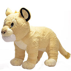 Magnificent Lion Cub Soft Toy