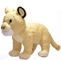 Excellent Lion Cub Soft Toy