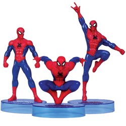 Remarkable Spiderman Figurine Collection