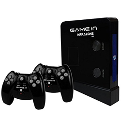 Alluring Gift of Mitashi Infrazone Nx MT30 Gaming Console Black