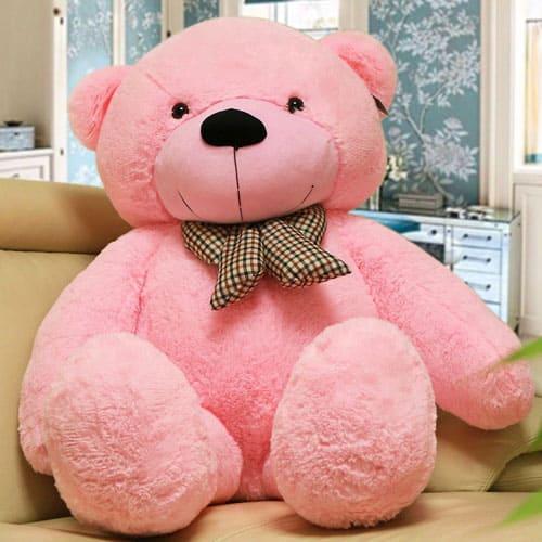 Remarkable Giant Teddy Bear