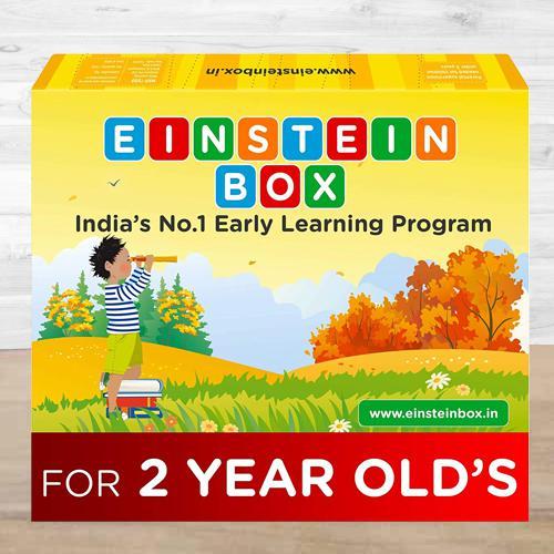 Wonderful Einstein Box for Boys n Girls