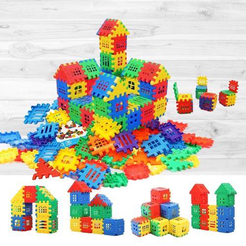 Amazing House Building Blocks