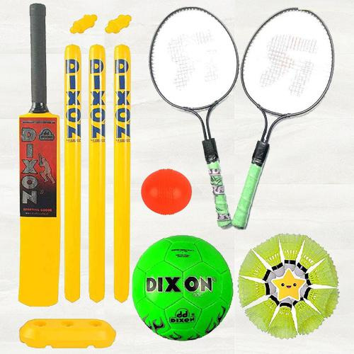 Exciting 3 in 1 Super Sports Combo