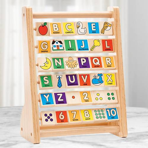 Amazing Abacus Learning Kit for Kids