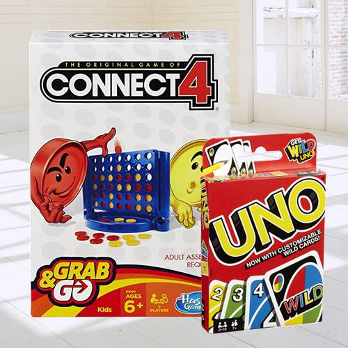 Wonderful Combo of Indoor Games for Kids N Family