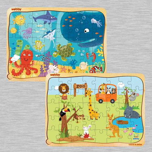 Amazing Puzzle Set for Kids