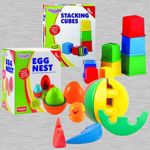 Amazing Toys Set from Funskool