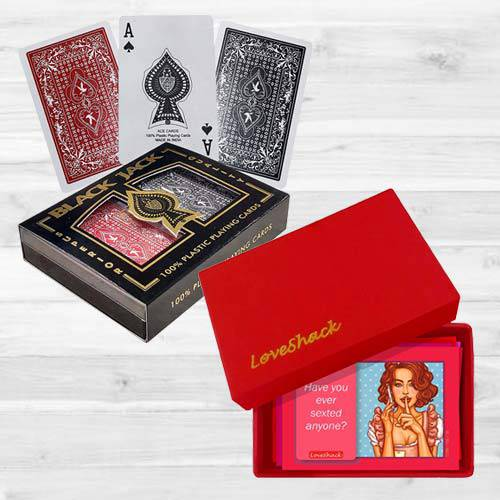 Wonderful Card Games Set for Adults