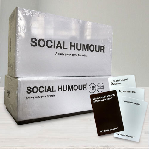Wonderful Social Humour Adult Party Game