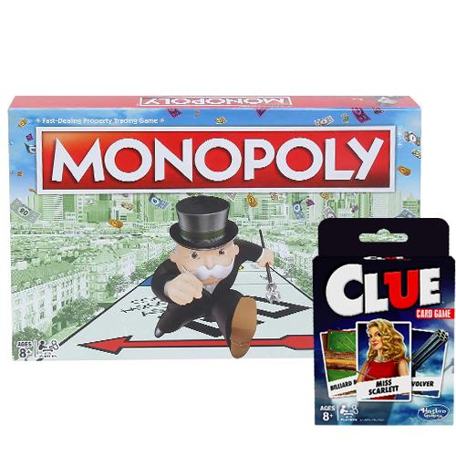 Wonderful Funskool Monopoly E-Banking N Mattel Scrabble Dash Game