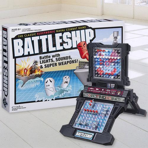 Exciting Hasbro Battleship Game