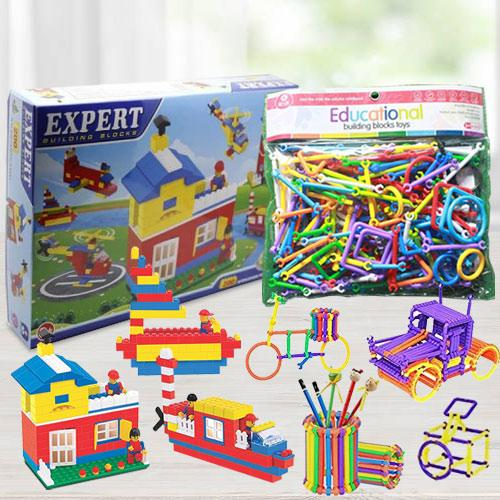 Wonderful Building Blocks Set for Kids