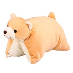 Pillow Teddy Bear