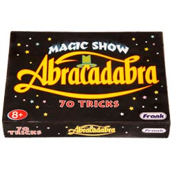 Remarkable Abracadabra Magic Tricks Game