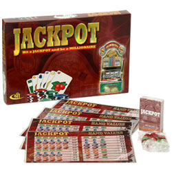 Marvelous Jackpot Board Game