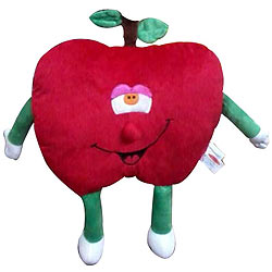 Remarkable Apple Soft Toy