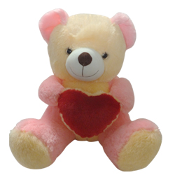 Remarkable Teddy With Heart
