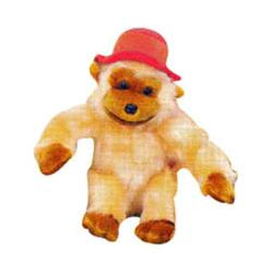Marvelous Soft Toy Monkey with Cap