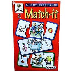 Remarkable Frank-Match It Puzzle