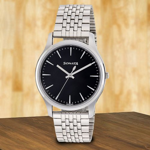 Remarkable Sonata Essentials Analog Mens Watch