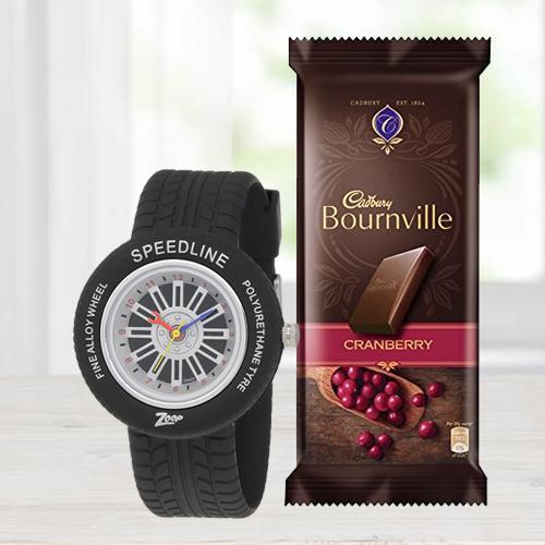 Remarkable Zoop Analog Watch N Cadbury Bournville