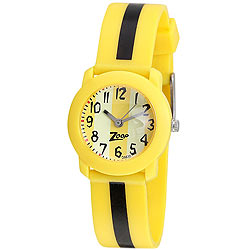 Pretty and Handsome Zoop Kids Watch for Kids in Yellow