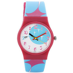 Enthralling Multicolored Kids Watch from Zoop