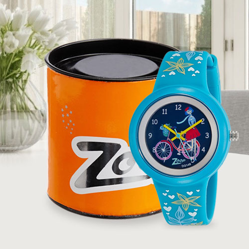 Remarkable Zoop Analog Girls Watch