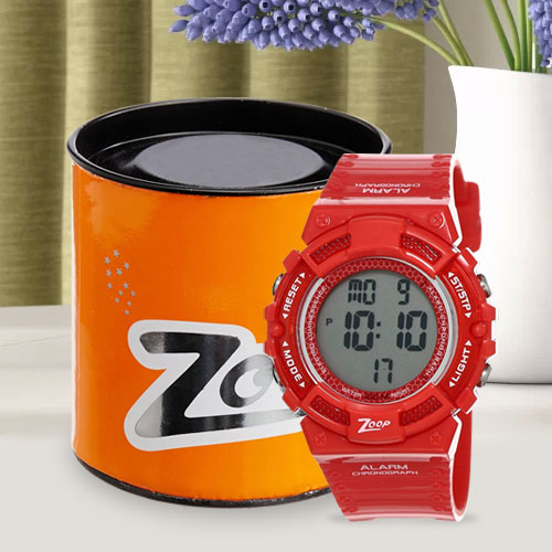 Amazing Zoop Digital Childrens Watch