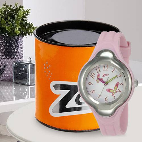 Attractive Zoop Analog Childrens Watch