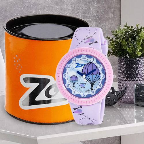 Exciting Zoop Analog Girls Watch
