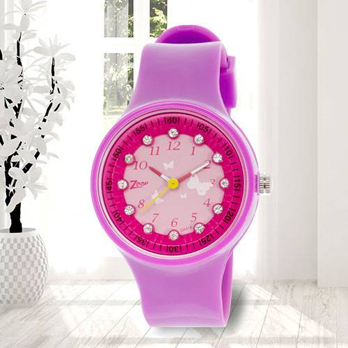 Remarkable Zoop Analog Childrens Watch