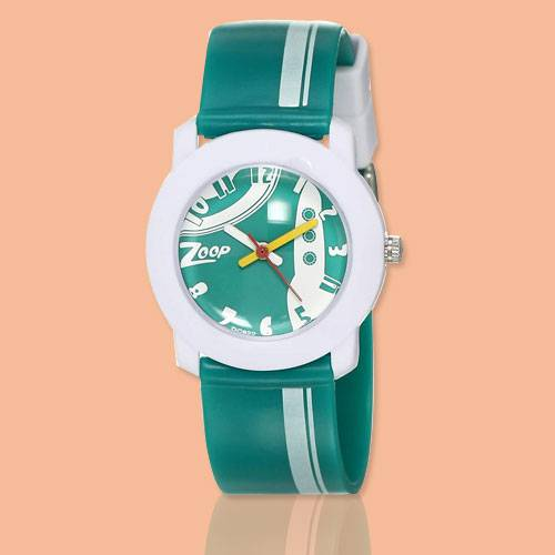 Remarkable Zoop Analogue Unisex Watch
