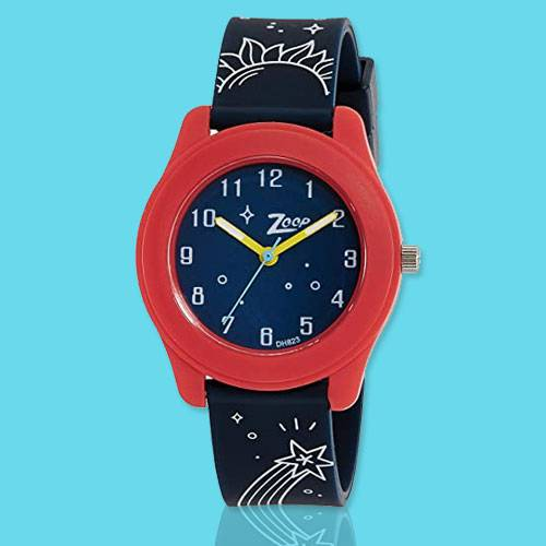 Amazing Zoop Analog Watch for Kids