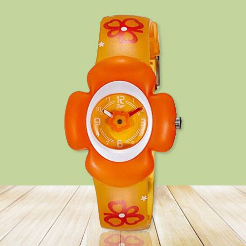 Exciting Zoop Analog Childrens Watch