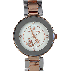 An Attractive Womens Watch embellished with American Diamonds